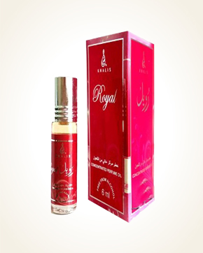 Khalis Royal Concentrated Perfume Oil 6 ml