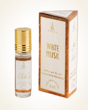 Khalis White Musk olejek perfumowany 6 ml