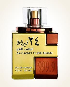 Lattafa 24 Carat Pure Gold parfémová voda 100 ml