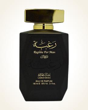 Lattafa Raghba For Man Limited Edition parfémová voda 100 ml