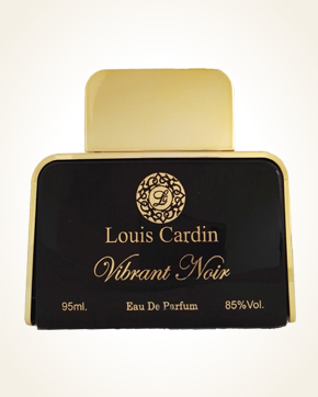Louis Cardin Vibrant Noir parfémová voda 95 ml