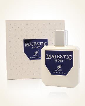 Afnan Majestic Sport parfémová voda 100 ml