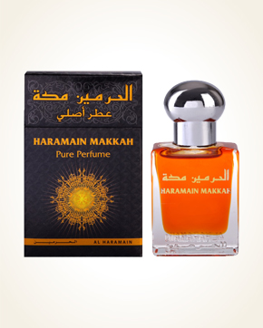 Al Haramain Makkah Concentrated Perfume Oil 15 ml