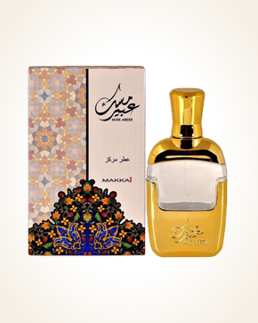 Makkaj Misk Abeer Concentrated Perfume Oil 15 ml