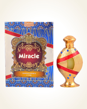 Naseem Miracle Concentrated Perfume Oil 18 ml