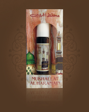 Hamil Al Musk Mukhallat Al Haramain Concentrated Perfume Oil 8 ml