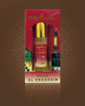 Hamil Al Musk Musk Al Haramain parfémový olej 8 ml