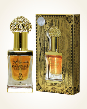 My Perfumes Khashab Oud Gold Edition Concentrated Perfume Oil 12 ml
