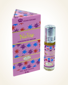Al Rehab Nadine Concentrated Perfume Oil 6 ml