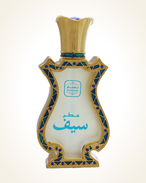 Naseem Saif Concentrated Perfume Oil 24 ml