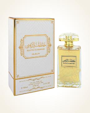 Nusuk Khaltat Al Dhahabi parfémová voda 100 ml