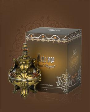 Arabian Oasis Oud Royal parfémový olej 12 ml