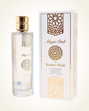 Paris Corner Magic Oud Kashmir Musk Eau de Parfum 100 ml