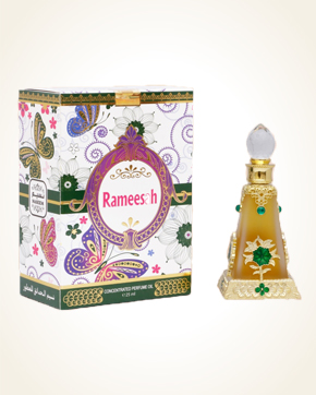 Naseem Rameesah Concentrated Perfume Oil 25 ml