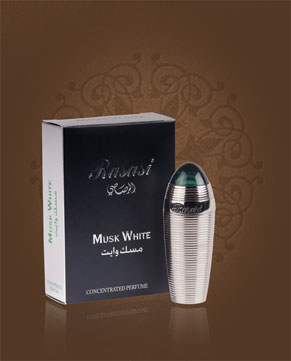 Rasasi Musk White Concentrated Perfume Oil 5 ml