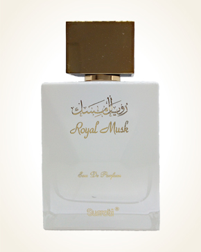 Surrati Royal Musk parfémová voda 100 ml
