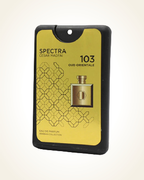 Spectra 103 Oud Orientale parfémová voda 18 ml