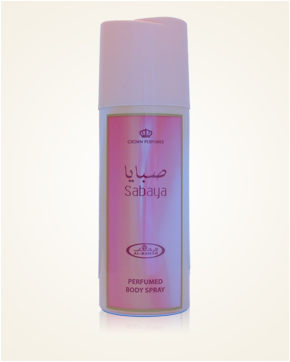 Al Rehab Sabaya Body Spray 200 ml