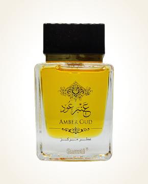 Surrati Amber Oud parfémový olej 30 ml