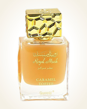 Surrati Royal Musk Caramel Toffee