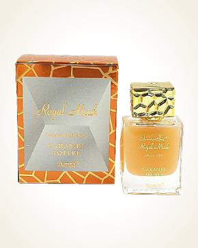 Surrati Royal Musk Caramel Toffee olejek perfumowany 30 ml