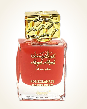 Surrati Royal Musk Pomegranate Raspberry Eau de Parfum 100 ml