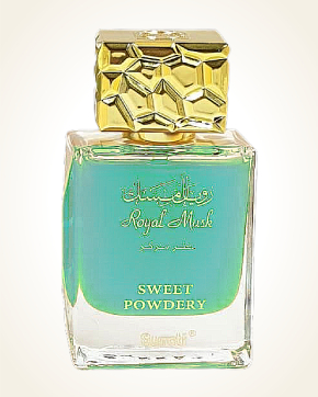Surrati Royal Musk Sweet Powdery Eau de Parfum 100 ml