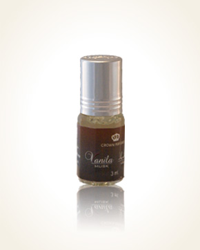 Al Rehab Vanila Musk Concentrated Perfume Oil 3 ml
