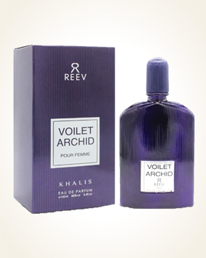 Khalis Voilet Archid parfémová voda 100 ml