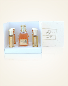 Royal Diwan Western Valley Avenue London Vol 4 dárková sada EdP 75 ml + 4 x 20 ml