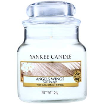 Yankee Candle Angel´s Wings Scented Candle 105 g Classic Mini