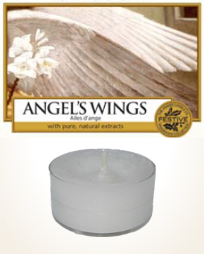 Yankee Candle Angel's Wings Tealight Candle sample 1 pcs