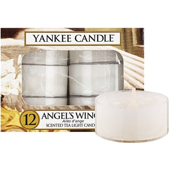 Yankee Candle Angel´s Wings čajová svíčka 12 x 9,8 g