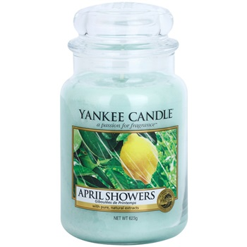 Yankee Candle April Showers Scented Candle 623 g Classic Large
