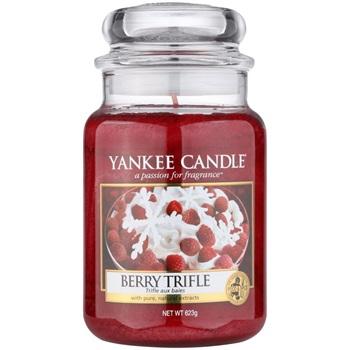 Yankee Candle Berry Trifle vonná svíčka 623 g Classic velká