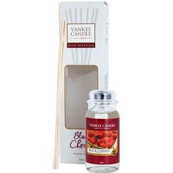Yankee Candle Black Cherry aroma difuzér s náplní 240 ml Classic