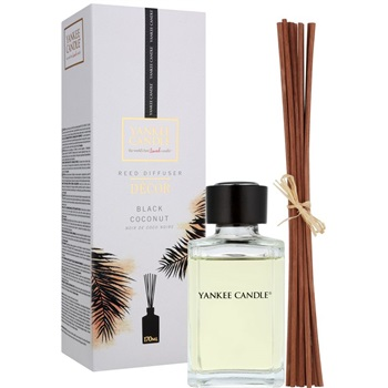 Yankee Candle Black Coconut aroma difuzér s náplní 170 ml Décor