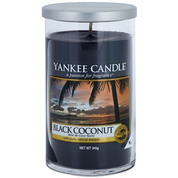 Yankee Candle Black Coconut Scented Candle 340 g Décor Medium