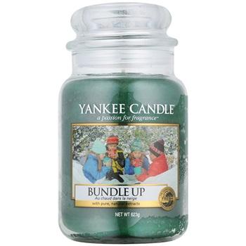 Yankee Candle Bundle Up vonná svíčka 623 g Classic velká