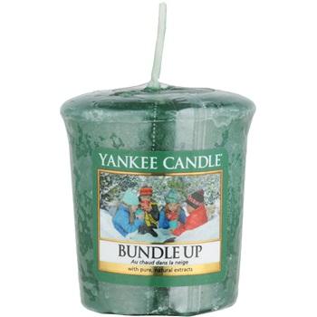 Yankee Candle Bundle Up votivní svíčka 49 g