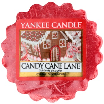 Yankee Candle Candy Cane Lane Wax Melt 22 g
