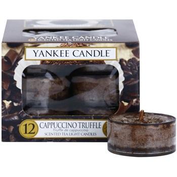 Yankee Candle Cappuccino Truffle čajová svíčka 12 x 9,8 g