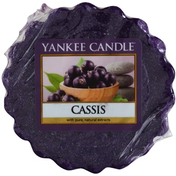 Yankee Candle Cassis wosk zapachowy 22 g