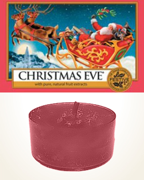 Yankee Candle Christmas Eve Tealight Candle sample 1 pcs