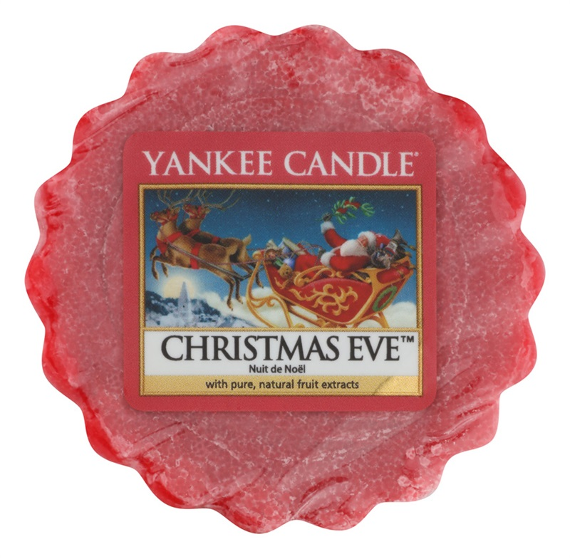 Yankee Candle Yankee Candle Christmas Eve vosk do aromalampy 22 g