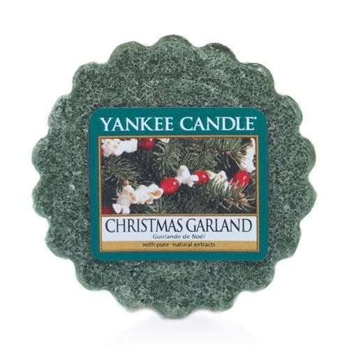 Yankee Candle Christmas Garland vosk do aromalampy 22 g