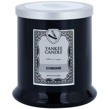 Yankee Candle Chrome vonná svíčka 226 g