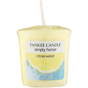 Yankee Candle Citrus Water Votive Candle 49 g