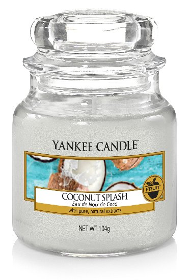 Yankee Candle Coconut Splash Scented Candle 104 g Classic Mini