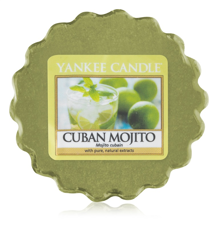 Yankee Candle Cuban Mojito Wax Melt 22 g